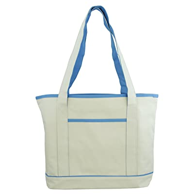 cheap Ensign Peak Natural Boat Tote