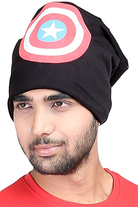 Buy FabSeasons Cotton Beanie Cap and Skull Cap Online at Low Prices in India  - Amazon.in f4078787ca0