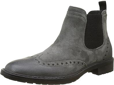 Valle Peligro Familiar  Geox U Kapsian D, Botas Chelsea Hombre: Amazon.es: Zapatos y complementos