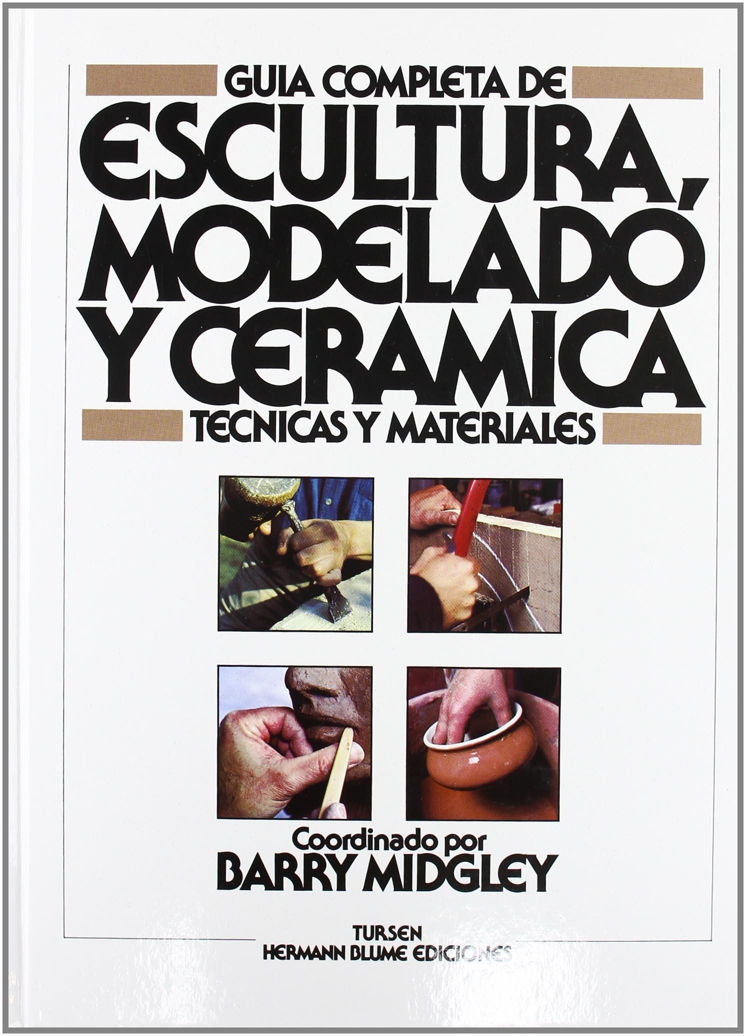 Escultura: Modelado y Ceramica - Guia Compl. (Spanish Edition) (Spanish) Paperback – October, 1993