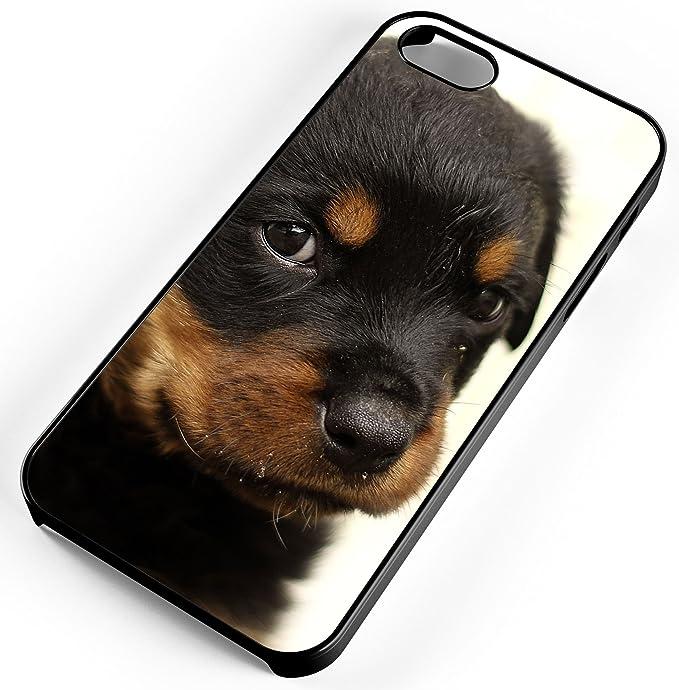 Amazoncom Iphone 8 Plus 8 Case Rottweiler Rott Rottie Rescue Dog
