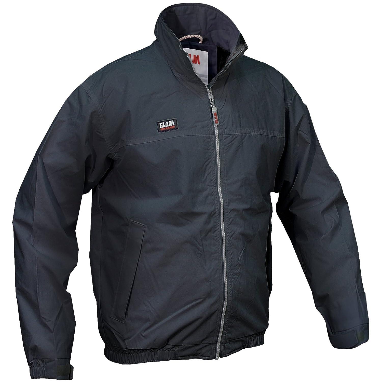 Slam Summer Sailing Jacket - 3 Colours/Sml - 2XL - Navy - 2XL at Amazon Mens Clothing store: