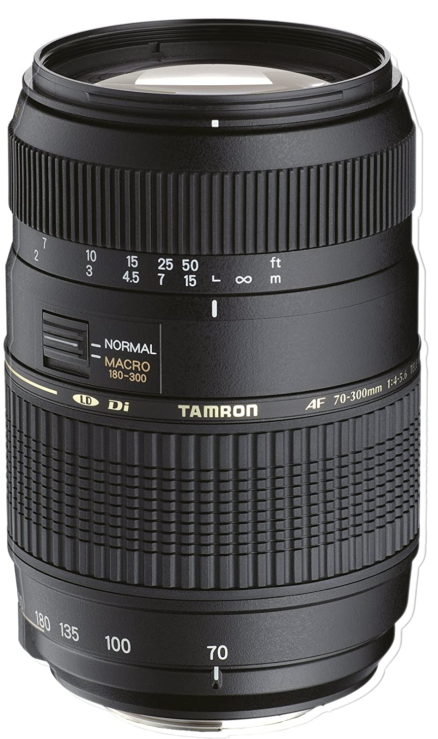 Tamron A17S AF 70-300Mm F/4-5.6 Di LD Macro Telephoto Zoom
