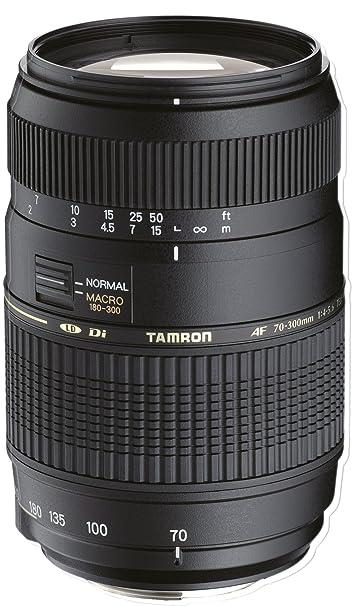 Review Tamron AF017S-700 Autofocus 70-300mm