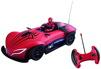 Imc Voiture Rc Disney 551220 Spider Super Man Toys XPnw8OZN0k