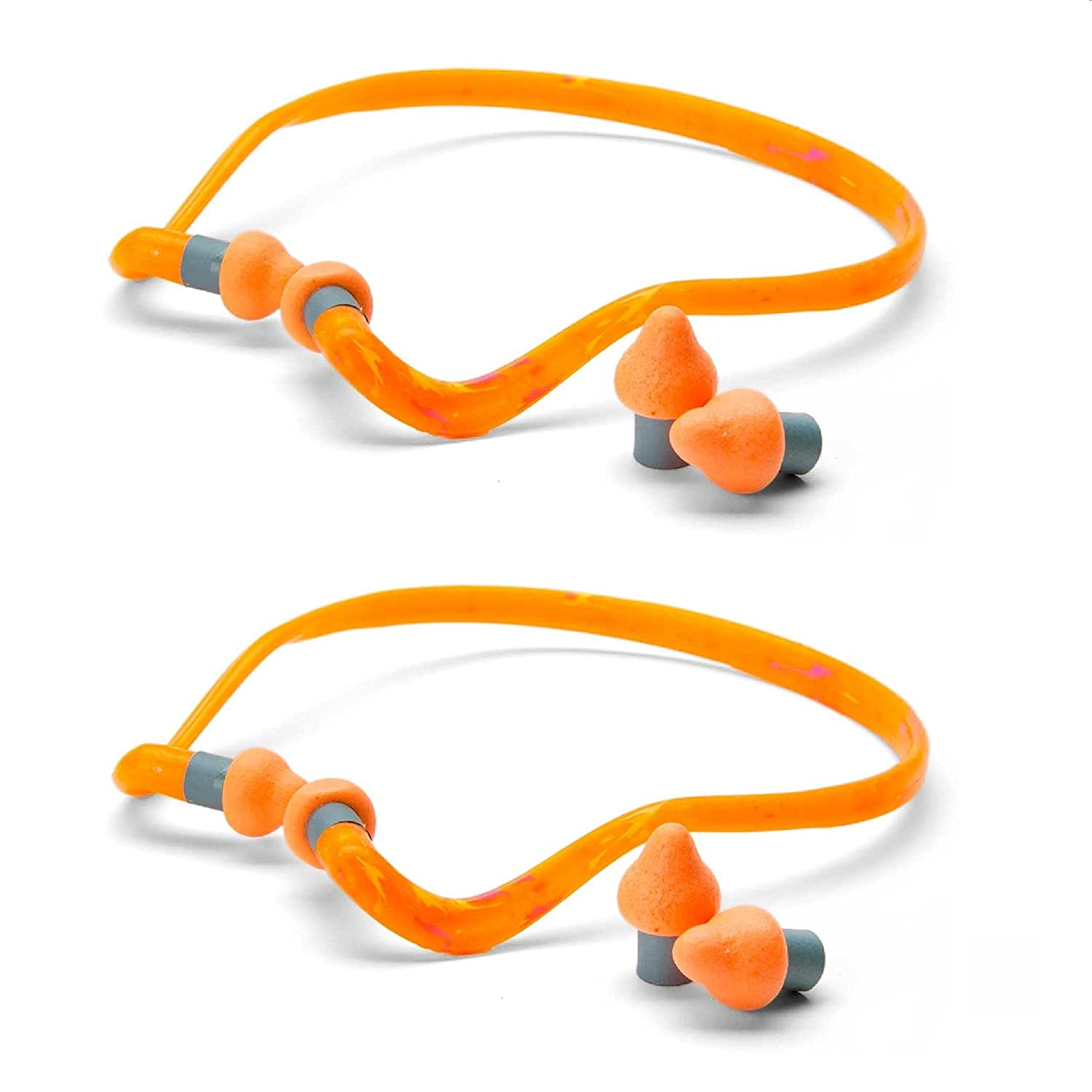 QB2HYG® Hearing Bands - quiet bands banded supra-aural hearing pro [Set of 2]