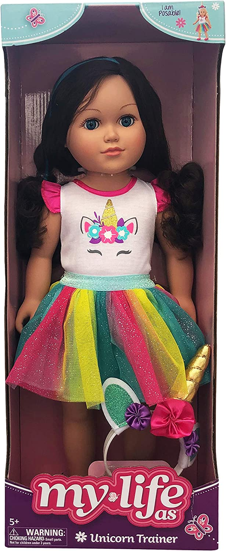 My Life As Doll Unicorn Trainer Brunette