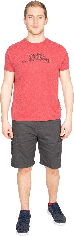 Trespass Borlie T-Shirt ad Asciugatura Rapida Uomo