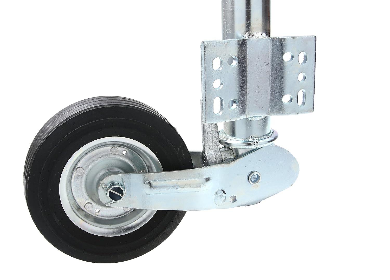 SWV Anh/änger Automatik St/ützrad Stabiles Bugrad 400kg Traglast Angebot