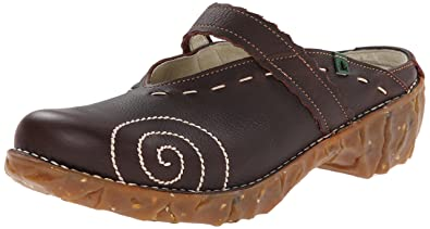 buy online c6a22 a8f90 El Naturalista Yggdrasil Pattern, Women's Clogs