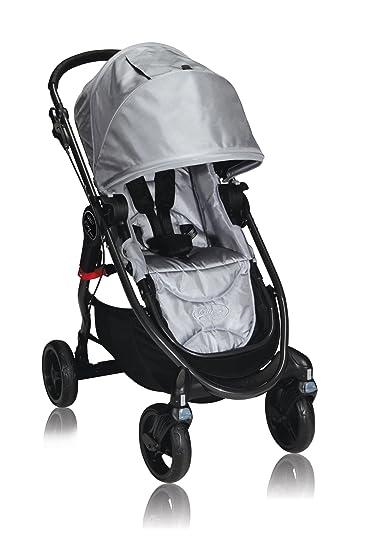 Amazon.com: Baby Jogger – 2012 Ciudad Versa carriola, Plata ...