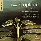 コープランド : ピアノ協奏曲 , エル・サロン・メヒコ , 他 (Aaron Copland : Piano Concerto | El Salon Mexico | Appalachian Spring | Old American Songs / Aaron Copland , William Warfield) [SACD Hybrid] [輸入盤]