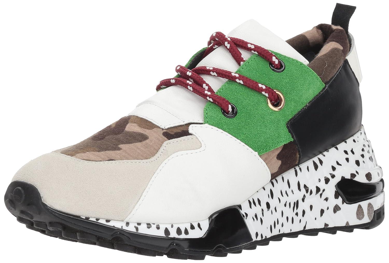 Steve Madden Women's Cliff Sneaker B07BKKJP6T 7.5 B(M) US|Camo Multi
