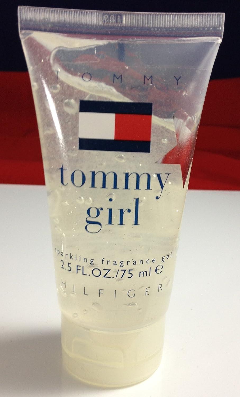 Tommy Girl by Tommy Hilfiger for Women Sparkling Fragrance Gel 2.5oz