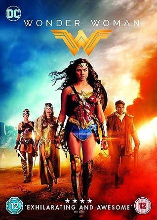 Wonder Woman (2017) UHD BluRay 720p, 1080p Free Download
