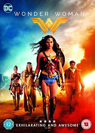 Amazon com: Wonder Woman [DVD + Digital Download] [2017