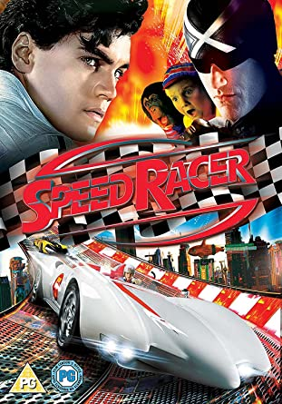 Amazng RARE Speed Racer scene poster montage LIMITED 25