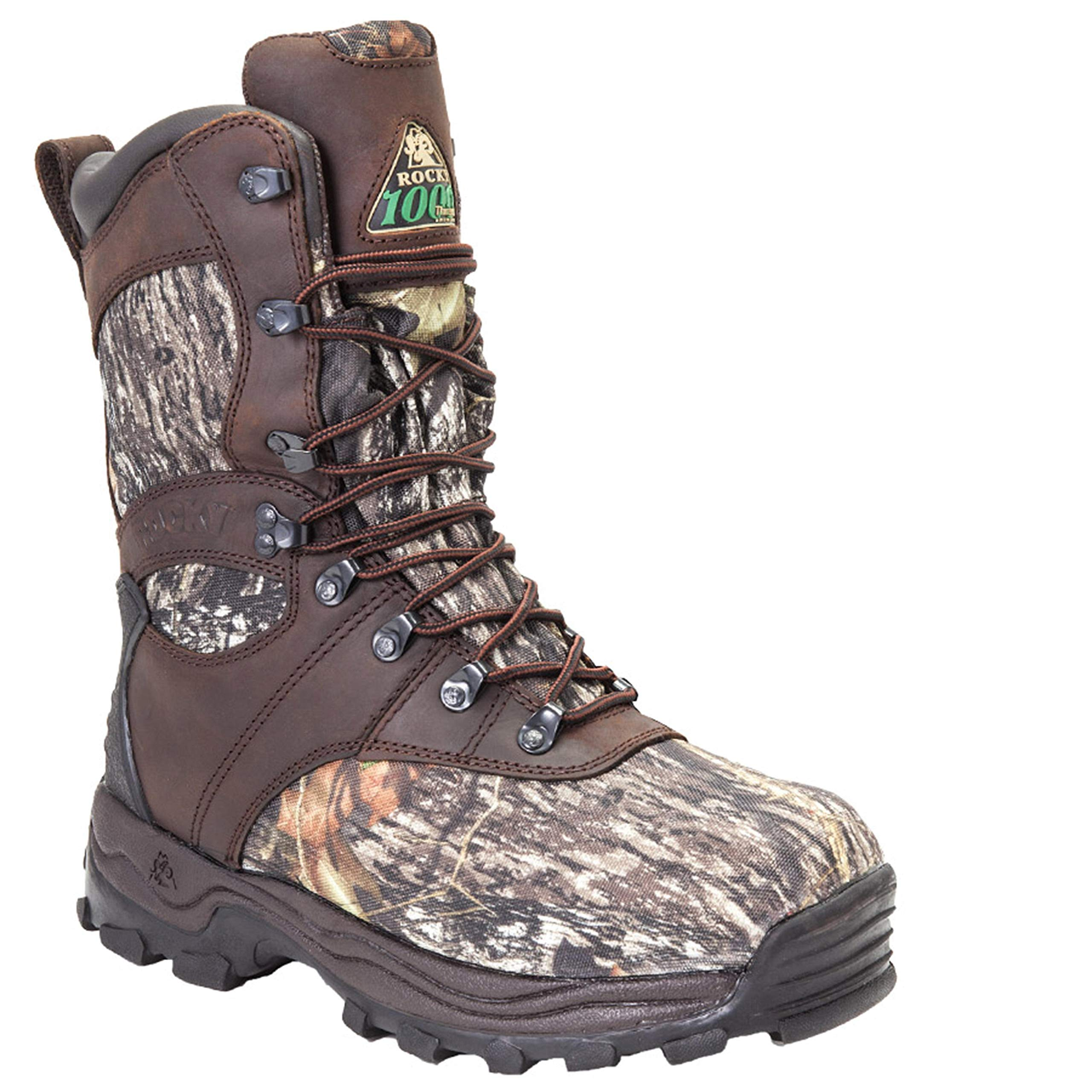 Rocky Men's Sport Utility Pro Hunting Boot,Mossy Oak,11.5 W US by ROCKY