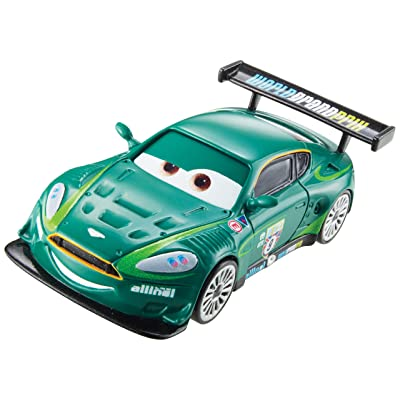 Disney Pixar Cars Nigel Gearsley #3 Diecast Vehicle: Toys & Games