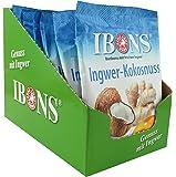 IBONS Lutschbonbons 10 x 75g (Ingwer-Kokosnuss)