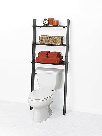 ZPC Zenith Products Corporation Zenna Home 9431W, Wood Ladder Bathroom  Spacesaver, White: Amazon.co.uk: Kitchen U0026 Home