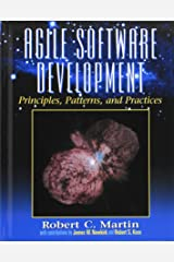 Agile Software Development, Principles, Patterns, and Practices Hardcover