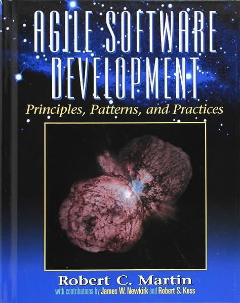 Amazon Com Agile Software Development Principles Patterns And Practices 9780135974445 Martin Robert C Books