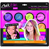 Style Me Up! Hair Chalk Multi Pack Kit-