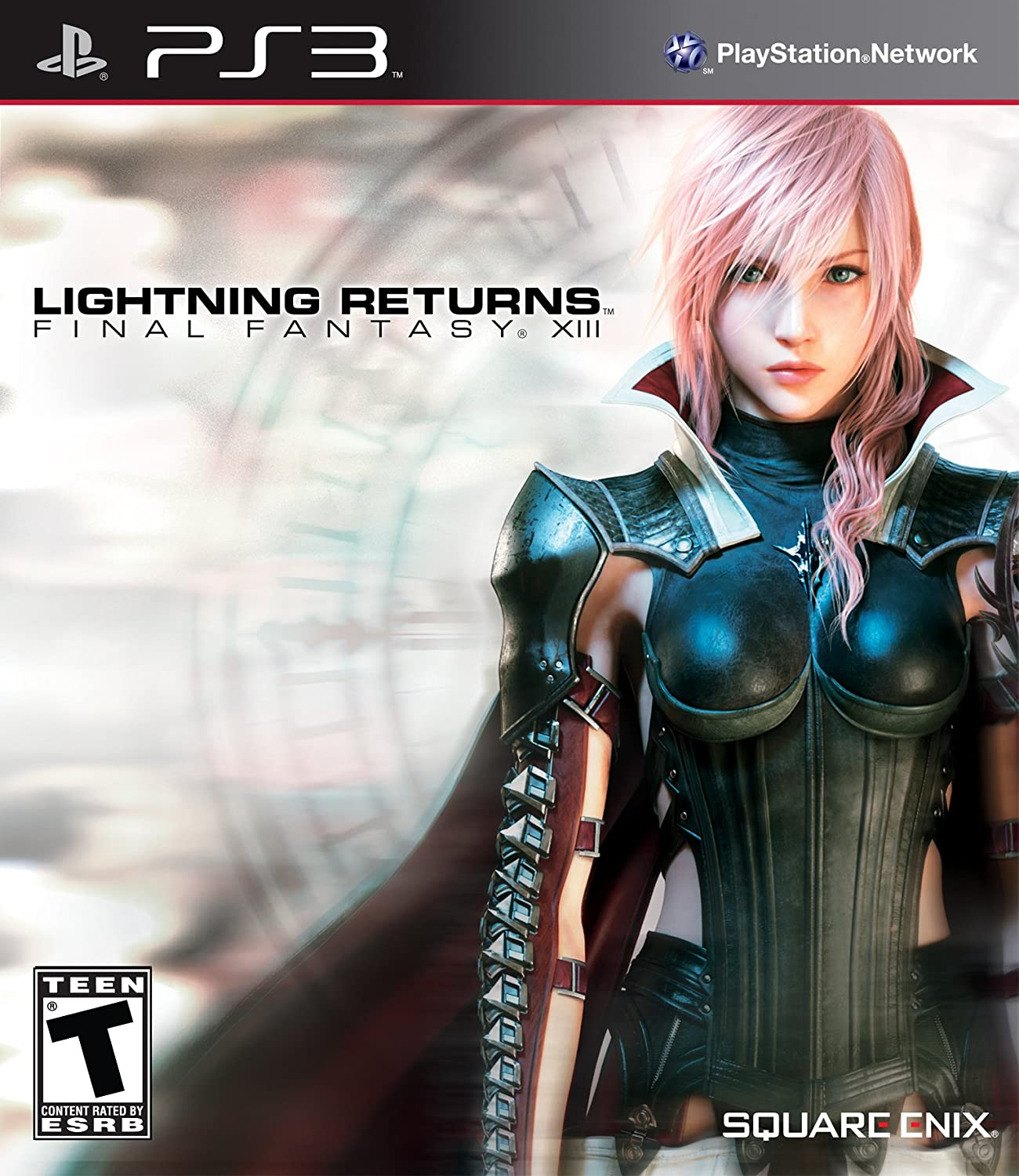 Amazon lightning returns final fantasy xiii playstation 3 amazon lightning returns final fantasy xiii playstation 3 square enix llc video games voltagebd Images