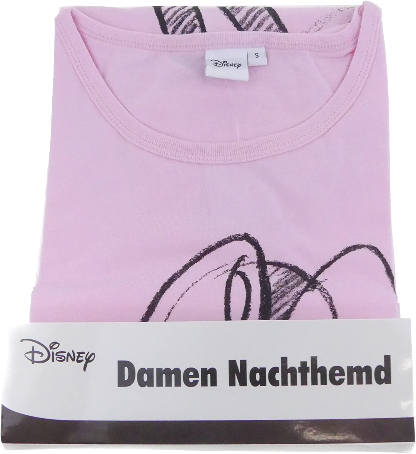 TVM Europe GmbH Minnie Mouse Rosa Colore Camicia da Notte da Donna