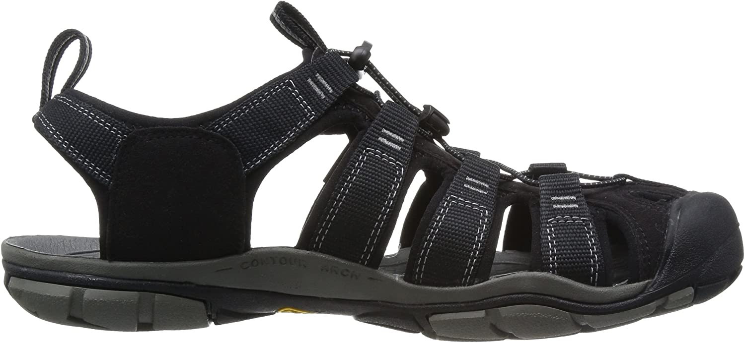 KEEN Mens Clearwater CNX Closed Toe Sandals