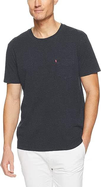 Levi's Men's Ss Set-in Sunset Pocket T-Shirts