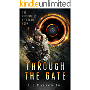 Through the Gate: The Chronicles of Cornu Book 1