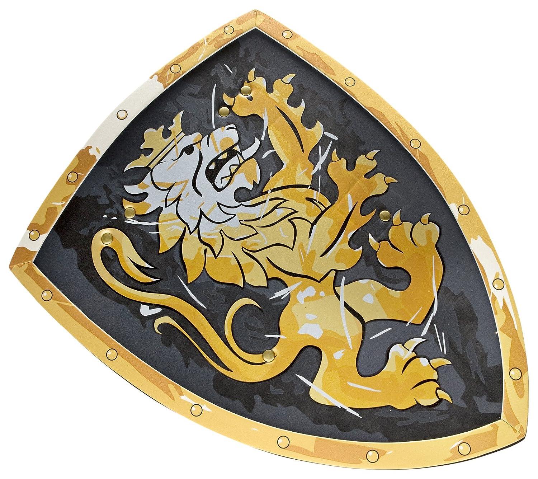 Liontouch - LT10361 - Bouclier de Chevalier - Taille Unique - Noir 1757