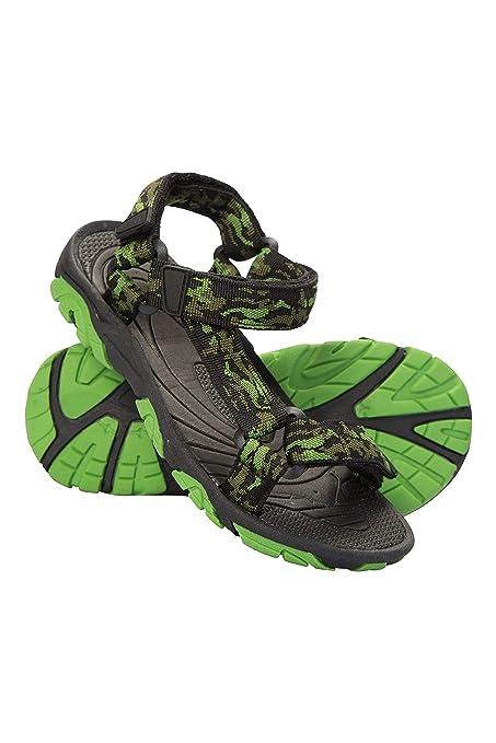 986df539 Mountain Warehouse Sandalias Tide para niños - Forro de Neopreno, Zapatos  para niños con Suela