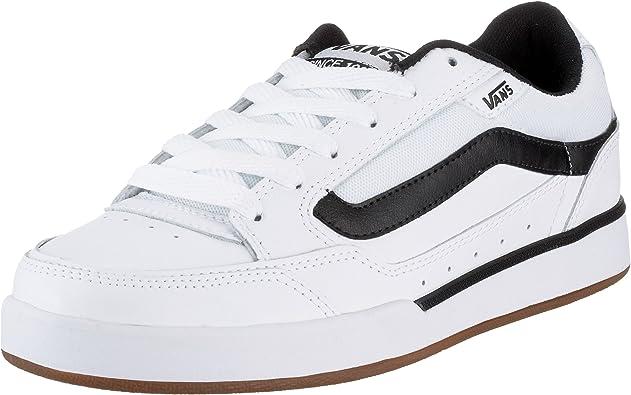 vans chaussures hommes blanc