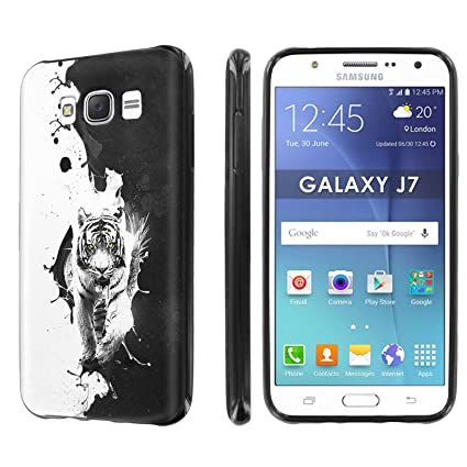 Amazon.com: [nakedshield] Slim Flexi – Carcasa para Samsung ...