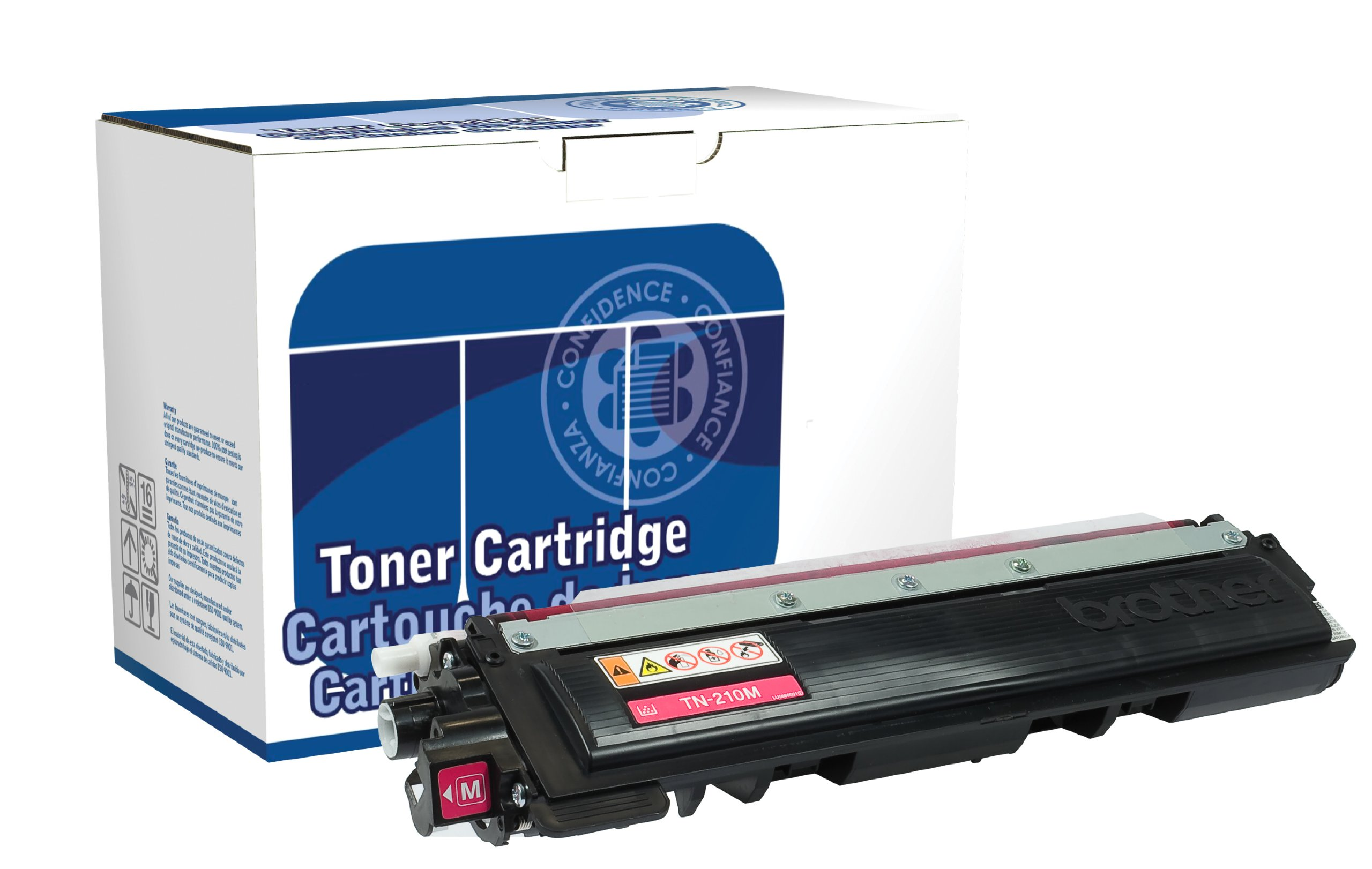 Toner Alternativo ( X1 ) Magenta DPCTN210M TN210