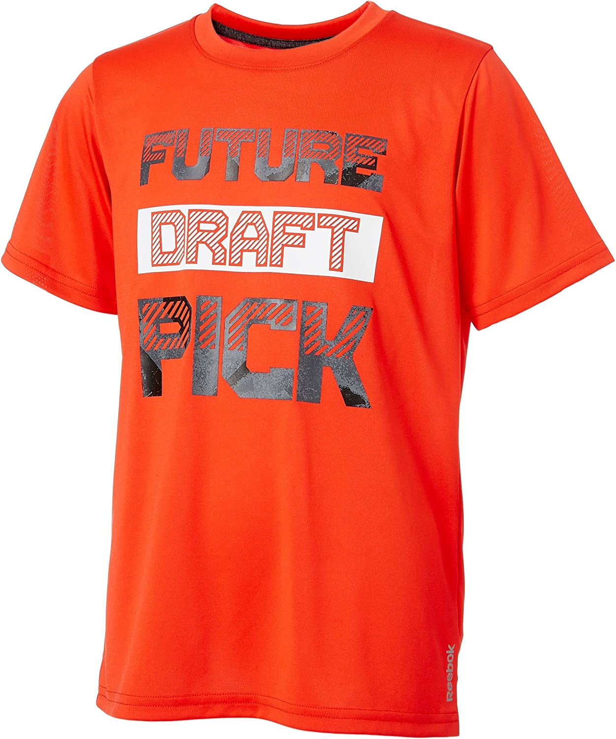 Reebok Boys Future Draft Pick Graphic T-Shirt