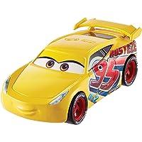 Disney Pixar Cars petite voiture Cruz Ramirez Rust-Eze jaune, jouet pour enfant, FGD72