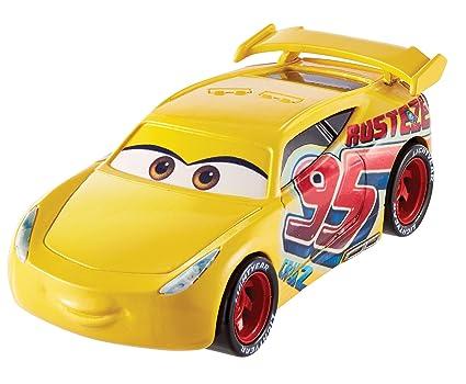 Amazon Com Disney Cars Pixar 3 Rust Eze Cruz Ramirez Die Cast