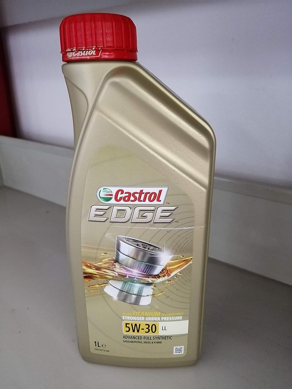 Aceite para motor de Gasolina y Diésel - Castrol Edge 5W30 ...