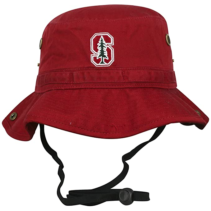 new concept 04e44 5ca72 Amazon.com   Top of the World NCAA Men s Bucket Hat Adjustable Team Icon    Clothing