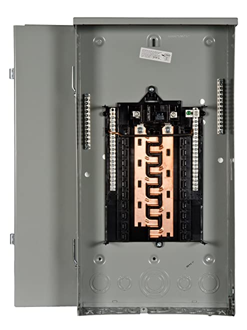 PW2020B1100CU 100-Amp 20-Space 20-Circuit Outdoor Rated Main Breaker Load Center