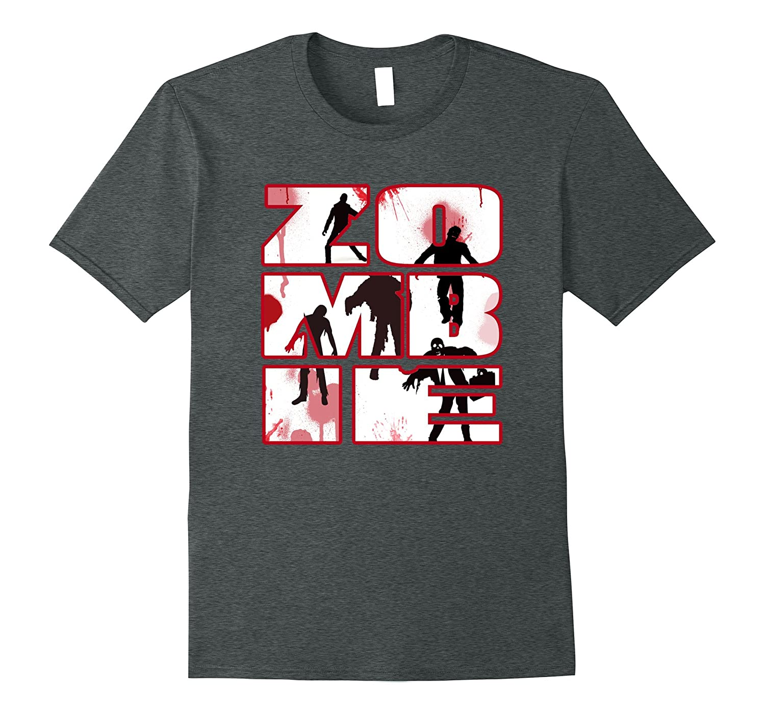 Cool Zombie T - Shirt.-TH