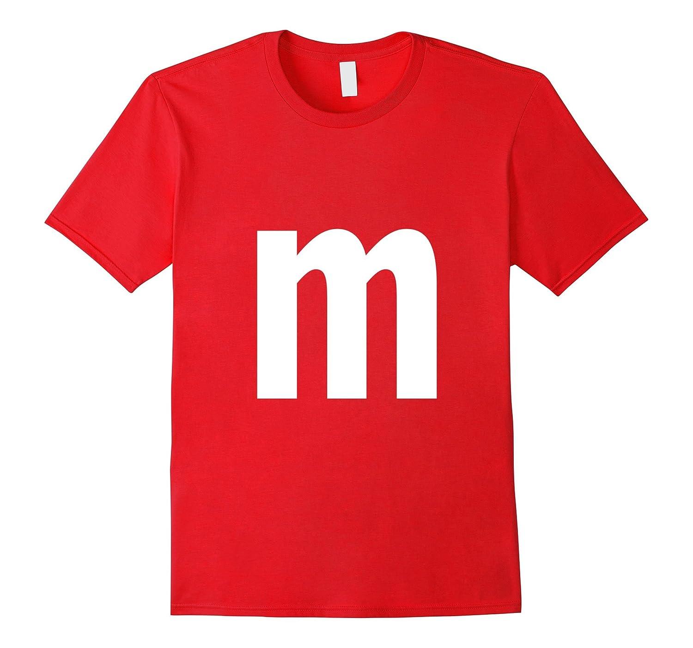 Alphabet Letter M (lower case m) Shirt-T-Shirt