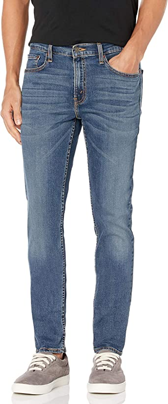 Signature By Levi Strauss Co Gold Label Men S Skinny Fit Jeans At Amazon Men S Clothing Store