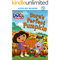 Dora's Perfect Pumpkin (Dora the Explorer) (Ready-To-Read Dora the Explorer - Level 1 Book 14)