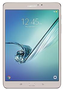 """Samsung Galaxy Tab S2 8""""; 32 GB Wifi Tablet (Gold) SM-T713NZDEXAR"""