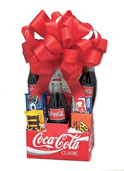 Coca Cola Gifts >> Amazon Com Snack Pack Of Coca Cola Gift Set Snack Gifts By